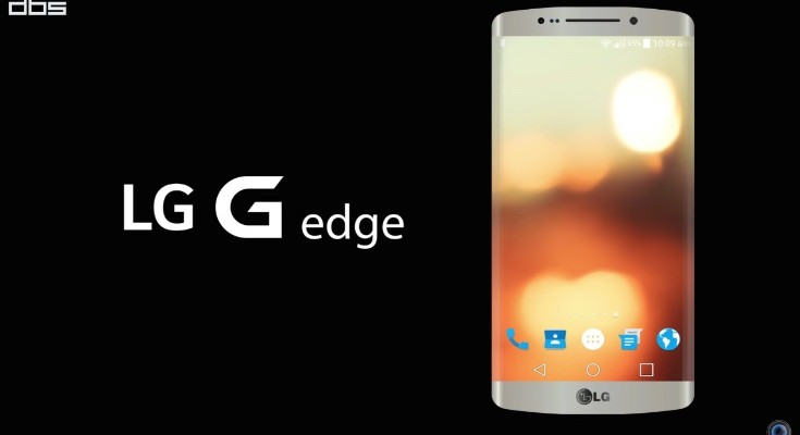 LG G Edge design and specs