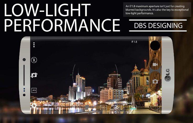 LG G Edge design and specs c