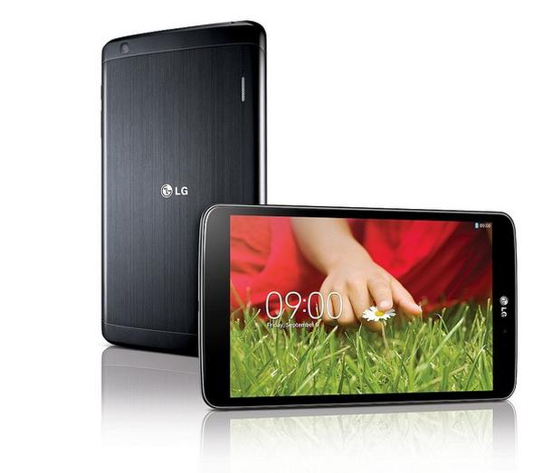 LG G Pad 8.3 launched and priced for the UK