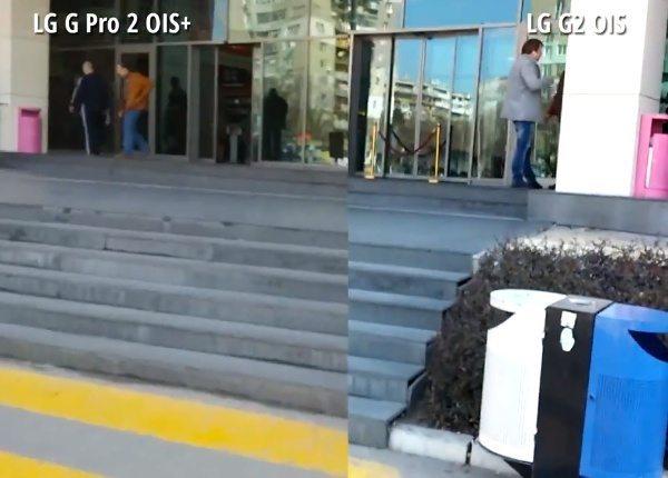 LG G Pro 2 vs LG G2