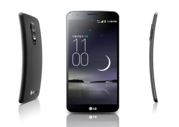 LG G flex US