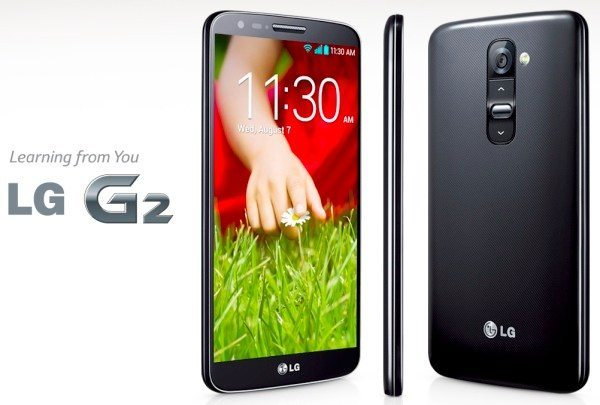 LG G2 30fps and 60fps video samples, images emerge