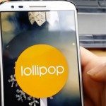 LG G2 Android Lollipop video
