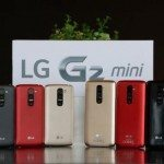 LG G2 Mini official launch doesn't inspire
