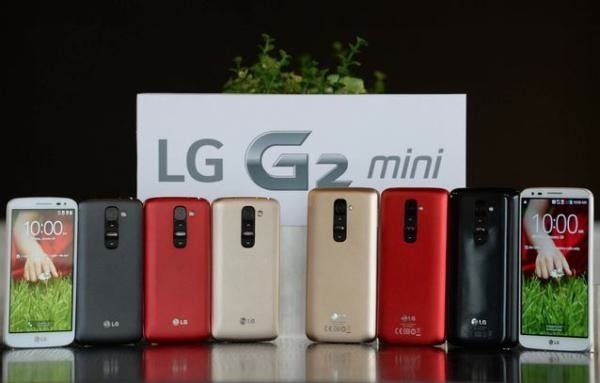 LG G2 Mini tipped to release on Sprint