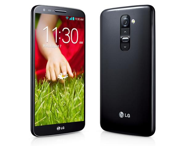 LG G2 drop test shows the need for a case