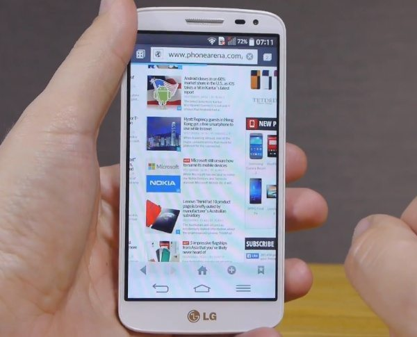 LG G2 mini review, pros and cons