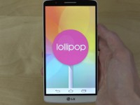 LG G3 Android Lollipop review gives a taster
