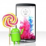 LG G3 Android Lollipop update