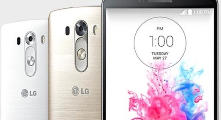 LG G3 Lollipop update on T-Mobile