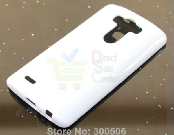 LG G3 cases on sale hint at design layout