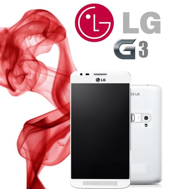 LG G3 design looks to take on Galaxy S5