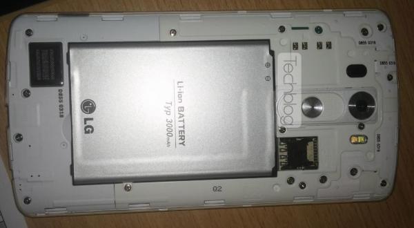 LG G3 internals seen providing more spec clues