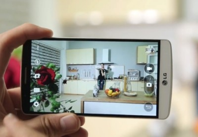 LG G3 official video shows camera features and modes
