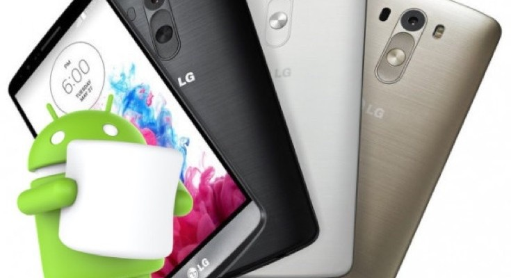 LG G3 on Verizon reported arrival of Marshmallow update