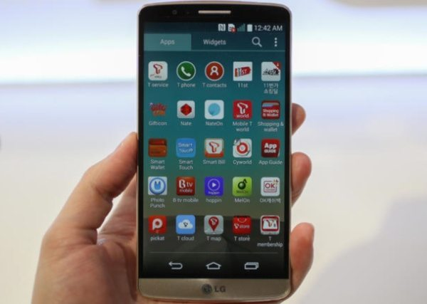 LG G3 release date for UK