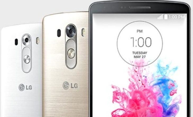 LG G3 vs Galaxy S5 and HTC One M8