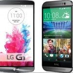 LG G3 vs HTC One M8, strongest points