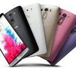 LG G3 vs Note 4
