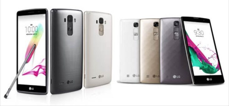 LG G4 Stylus and G4C go official