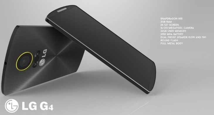 LG G4 design makes the grade b