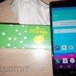LG G4 dual SIM spot