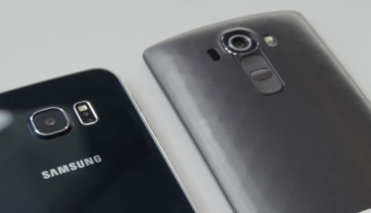 LG G4 vs Samsung Galaxy S6 camera comparison