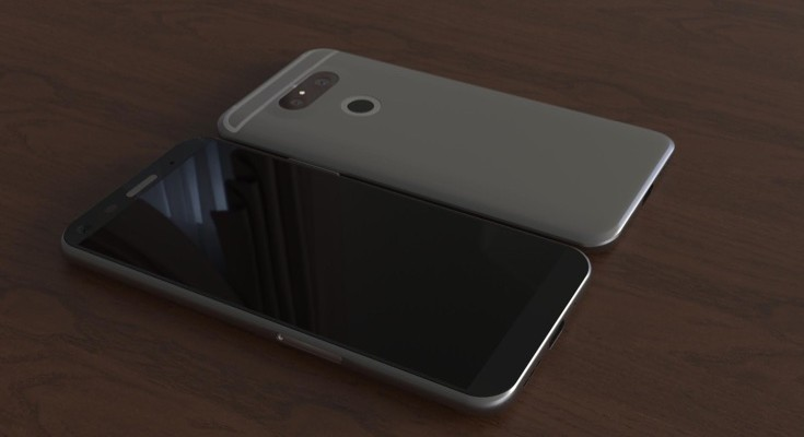 LG G5 design reflects recent image leaks