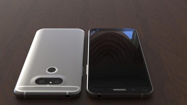 LG G5 design b