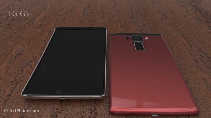 LG G5 design c