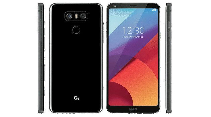 LG G6 'Square' Camera UI Teased In Video