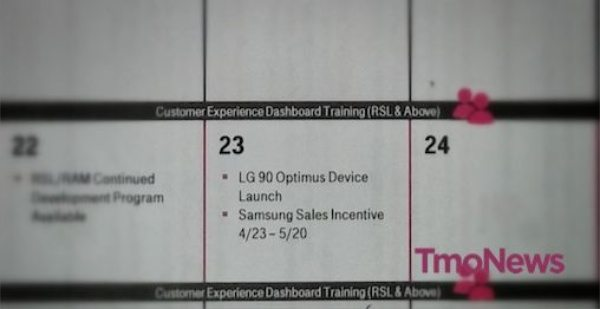 LG L90 T-Mobile US release leaked