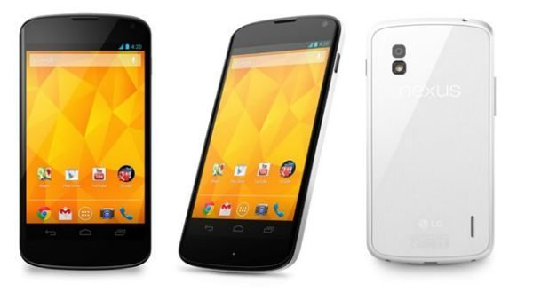 LG Nexus 4 white release tomorrow, no 32GB or LTE