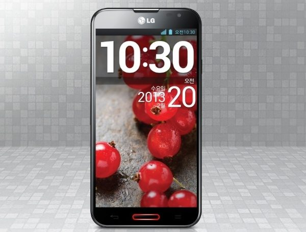LG Optimus G Pro Android 4.4 update begins to roll out