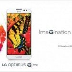 LG Optimus G Pro China, Asia launch date invitation