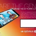 LG Optimus G Pro NYC event- US Release still questionable