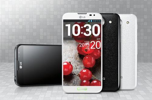 LG Optimus G Pro vs Samsung Galaxy Note 2, phablet battle