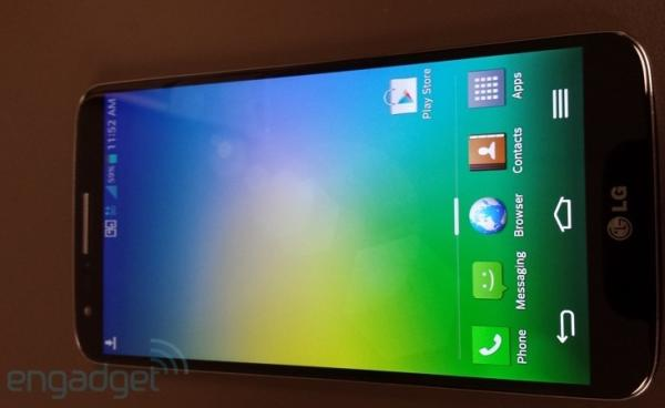 LG Optimus G2 design seen in full with images and video