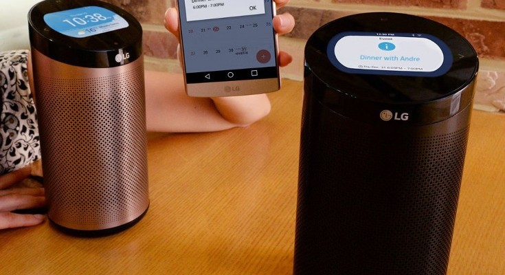 LG SmartThinQ Hub set to debut at CES 2016
