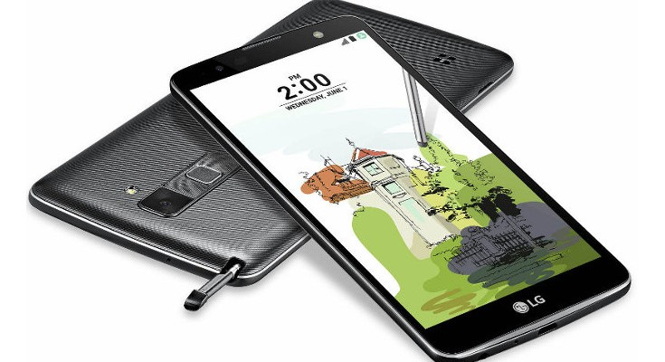 LG Stylus 2 Plus launched in Taiwan with more regions to follow