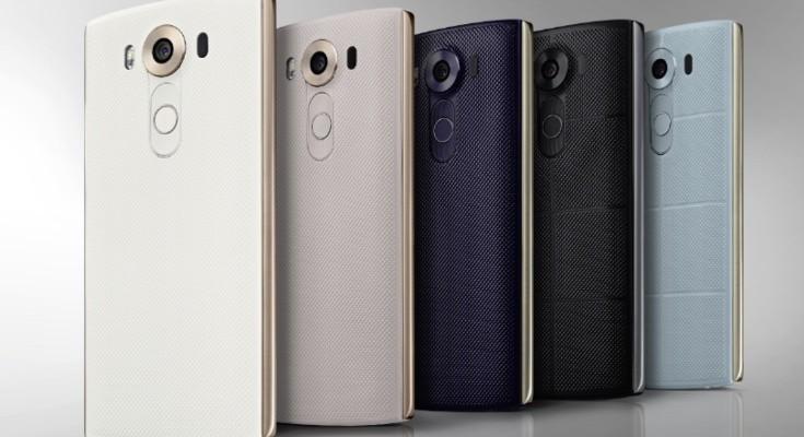 LG V10 made official