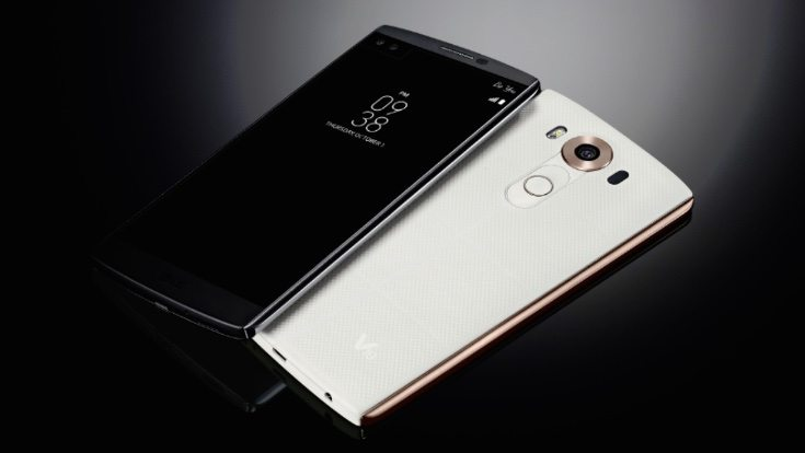 LG V10 made official b