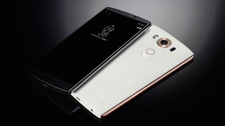 LG V10 made official b