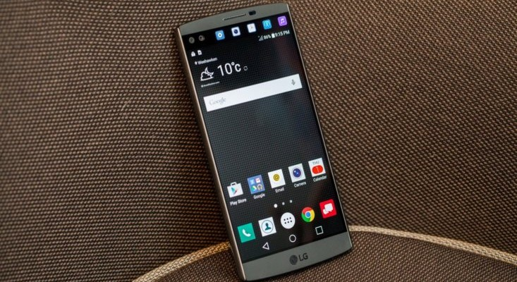 LG V20 Will Be World's First Smartphone Pre-Loaded with Android 7.0 Nougat