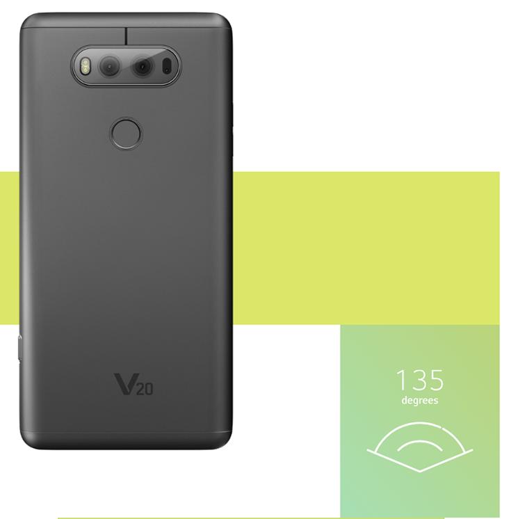 LG V20 Camera