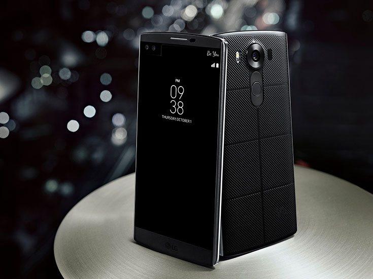 LG V20 Officially Announced
