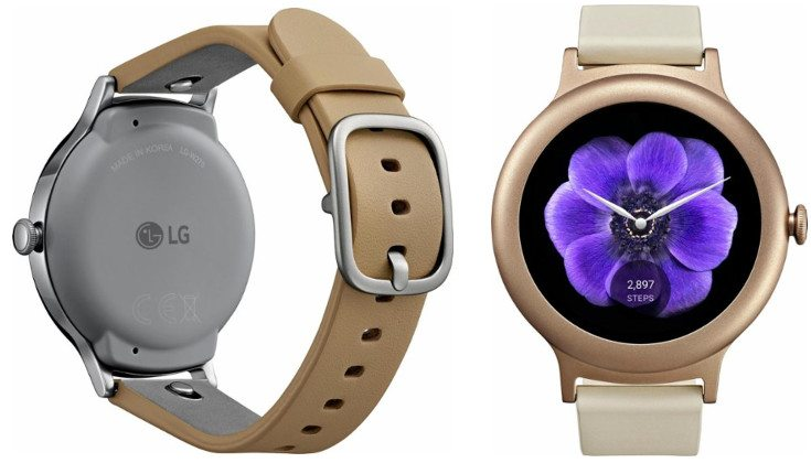 LG Watch Style price