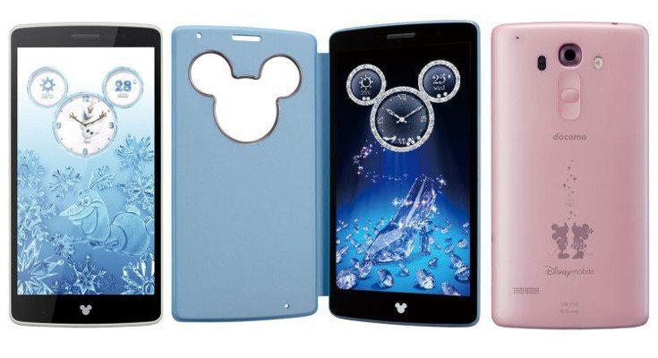 LG Disney Phone