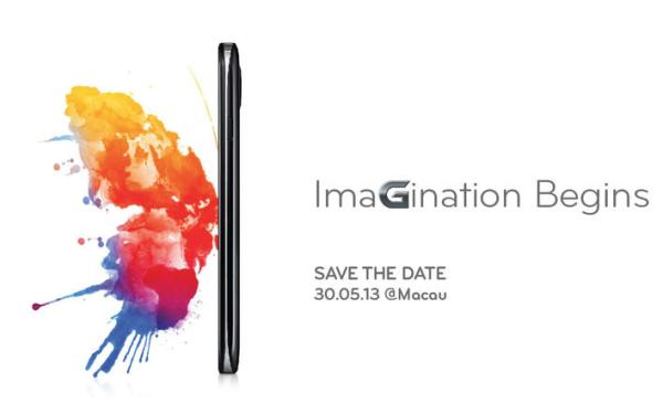 LG optimus G2 launch event