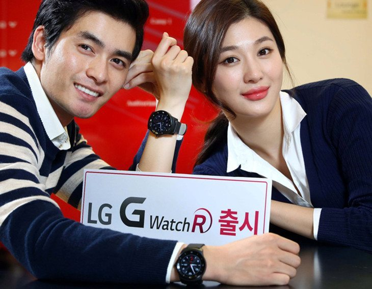 LG G Watch R coming to South Korea on October 14